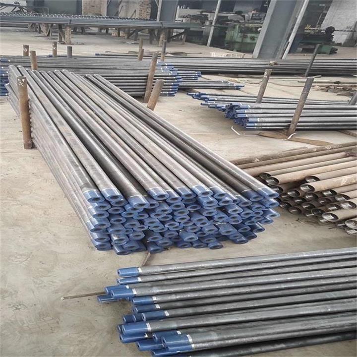 主动钻杆直径 摩擦焊接42钻杆 刻槽钻杆