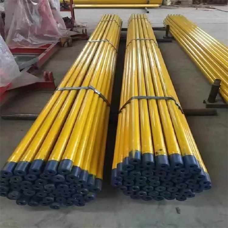 新疆特卖42钻杆 液压钻杆操作说明 凿岩钻杆