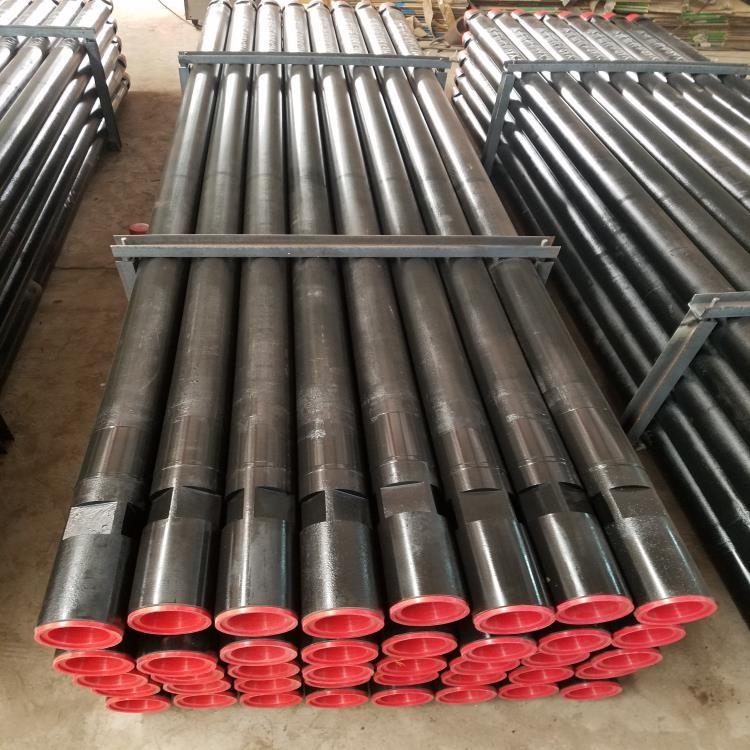 矿用钻杆长度 福建89钻杆 空心螺旋钻杆