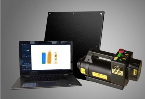 便携式X射线机DR成像检测系统(FLR-6600)