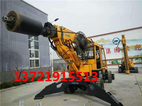 小型旋挖钻机履带式旋挖钻机旋挖钻机价格旋挖钻机图片