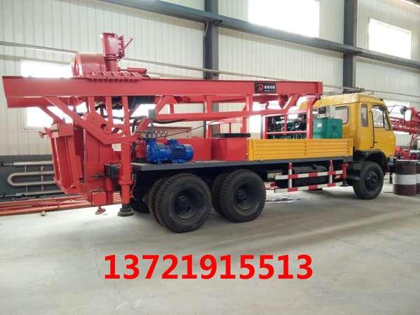 反循环钻机车载反循环水井钻机反循环打井机HW-200F