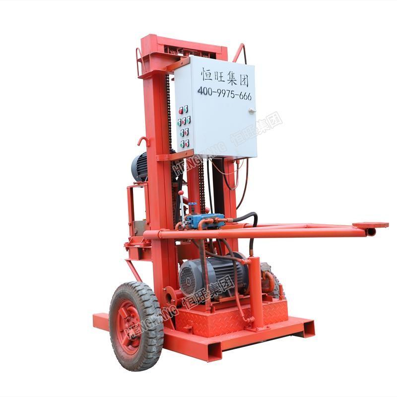 地源热泵打井机 家用空调井打井机 小型打井机械设备