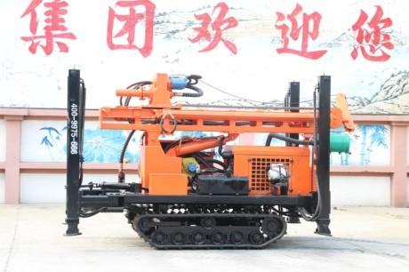厂家直销 高支腿自动装车 气动履带钻井机 200气动履带