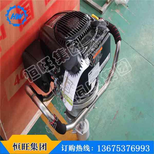 厂家直销取样式山地钻机新型背包钻机价格 便携式山地钻机