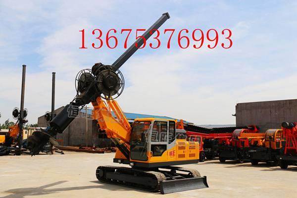 履带式旋挖钻机深度打桩机大型打桩机厂家直销旋挖钻机