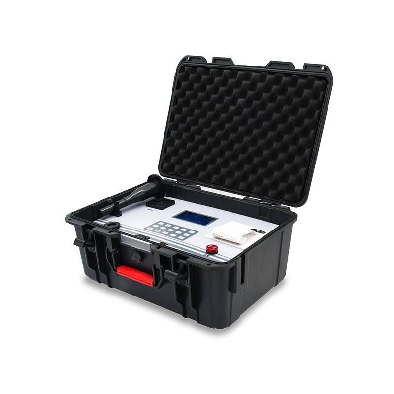 便携式工地扬尘实时监测粉尘浓度测试仪