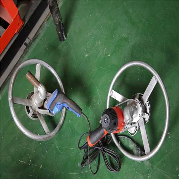 小型电动打井机 手持式打井机 电动打井机