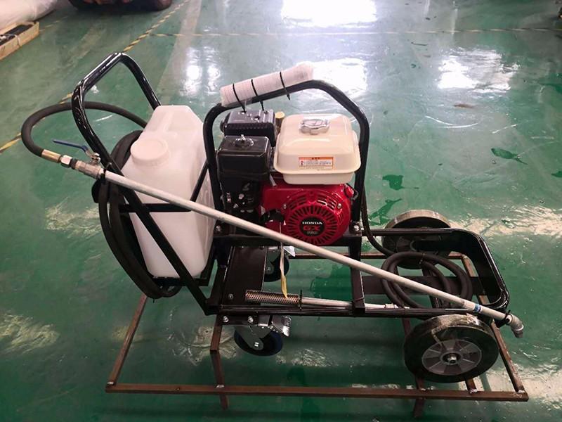 小型沥青撒布机JSD乳化沥青洒布机实在路面修补设备