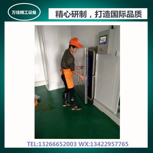 JF-100蒸煮熟食真空冷却机_东莞熟食真空冷却机厂家报价