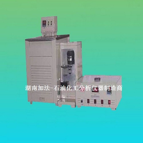 湖南加法仪器GB/T6538全自动发动机油表观粘度测定器