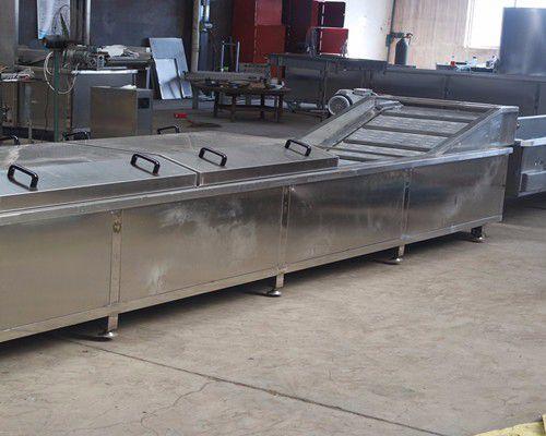 直销猪蹄牛排全自动式巴氏杀菌线304不锈钢材质JP-BS-6000
