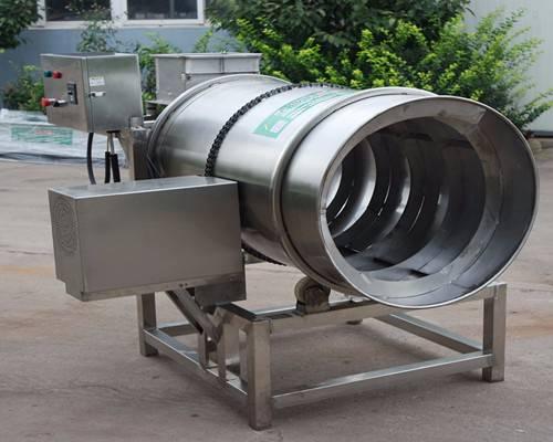 直销全自动式锅巴拌料机304不锈钢材质JP-BL-800