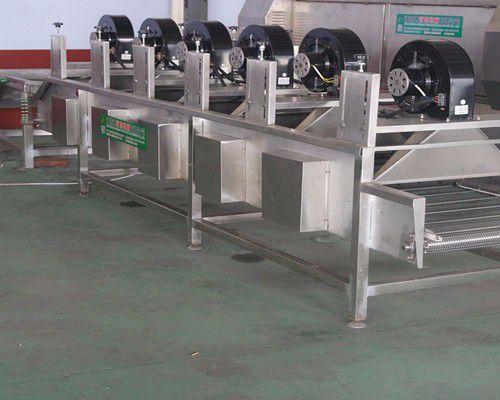 直销葡萄干全自动翻转式风干机食品级不锈钢材质JP-FG-5000