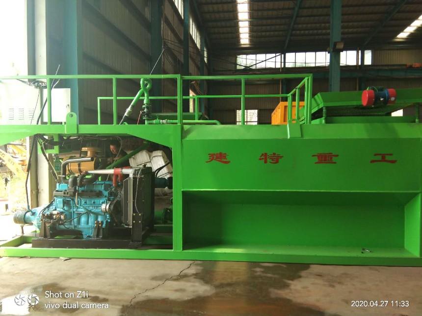 河南建特重工JKP-145-8客土喷播机
