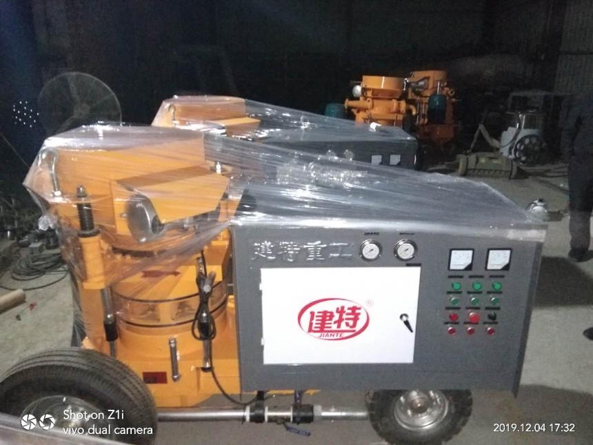 河南建特重工JKP-145-8-大功率喷播机