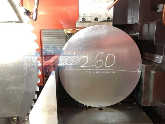 全自动数控开料机五金切割机超硬质金属材圆锯机冷锯机