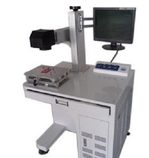 分体便携式激光打标机