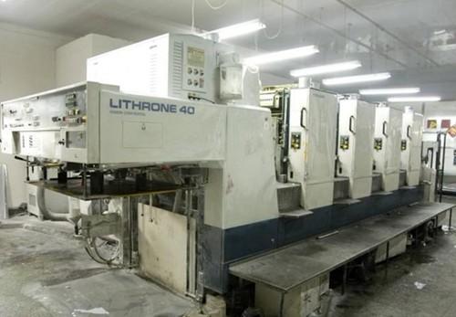 张家口印刷机回收张家口收购印刷机张家口二手印刷设备回收中心