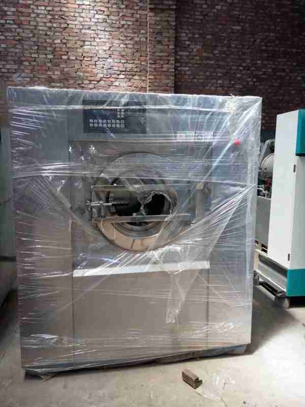 赤峰洗涤厂转让二手洗衣设备回收二手赛维13公斤水洗机价格