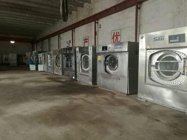 安康二手海狮水洗机布草水洗厂专用100二手水洗机
