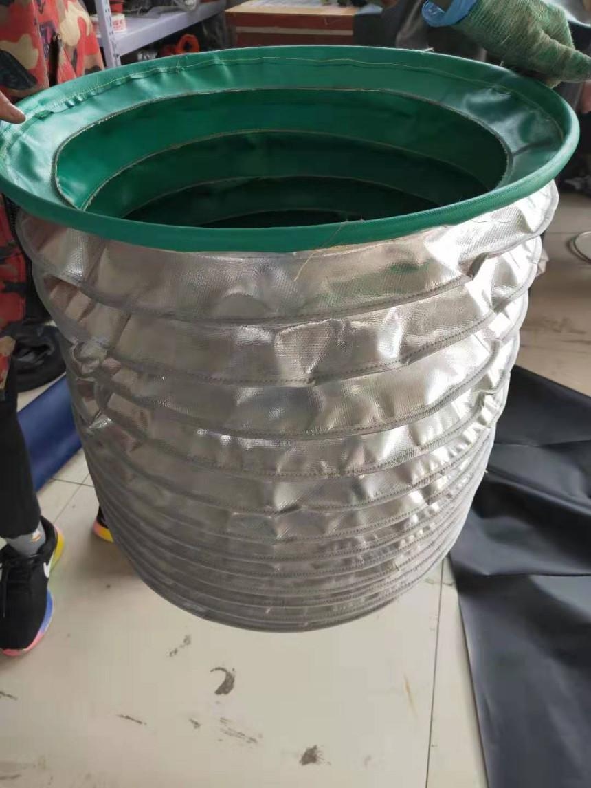 双层材质耐高温防护罩