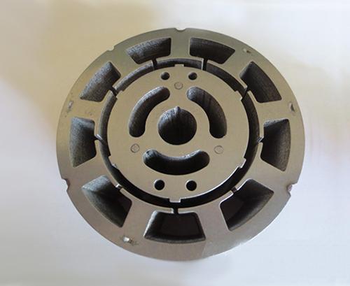 石家庄精石电动机转子铁芯