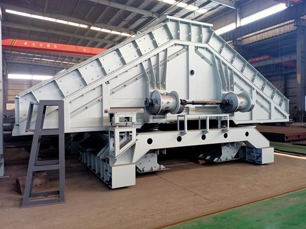 烧结筛 高炉槽下环保振动筛 厂家定制 煤矿化工筛分机械