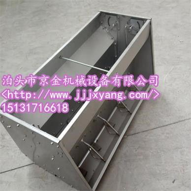 谈论桶式猪食槽、不锈钢料槽那种好?
