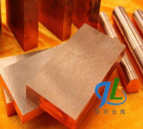 90W10Cu钨铜板性能