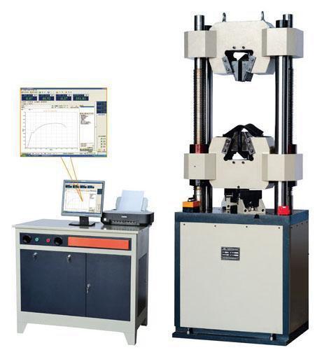 试验机之WEW系列微机屏显式液压万能试验机