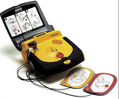 菲康Lifepak Cr Plus自动体外除颤仪(现货低价处理)