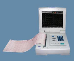 日本福田十二道自动分析心电图机FX-7500