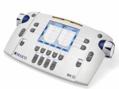 德国麦科听力计MA52 双通道型听力计