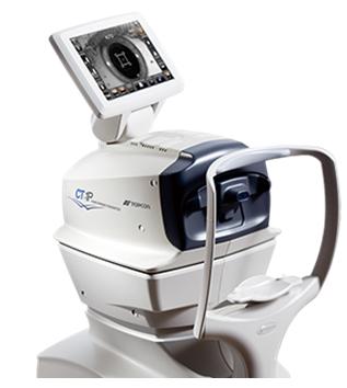 拓普康非接触式眼压计CT-1/CT-1P