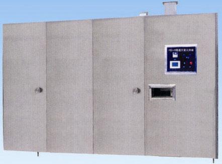 隧道灭菌烘箱