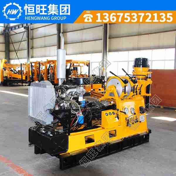生产厂家直销 大孔水井钻机 XY-3大孔径打井机 价格优惠