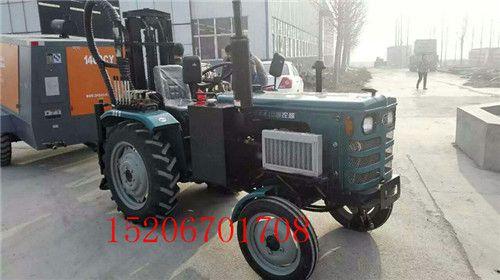拖拉机式气动钻机质量优先厂家直销