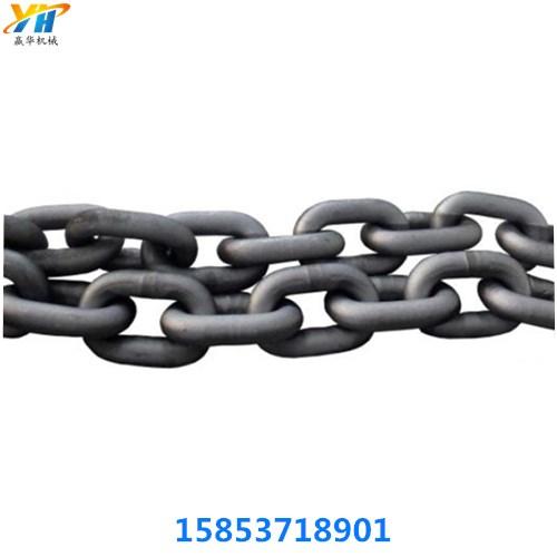 Φ18*64圆环链条 Φ18*64刮板机圆环链条