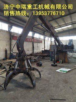 装载机改装抓木机 轮式多功能抓木机 抓木机现货供应