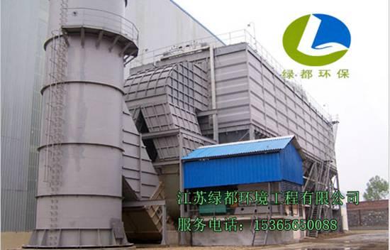 LD-DD电改袋综合技术除尘器