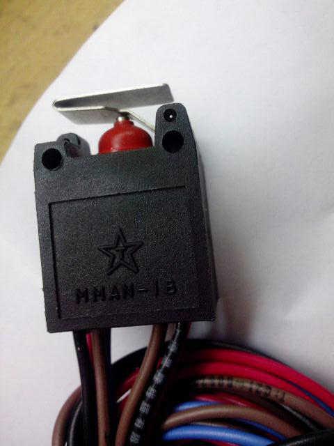 电动阀门专用密封按钮开关MMAN系列