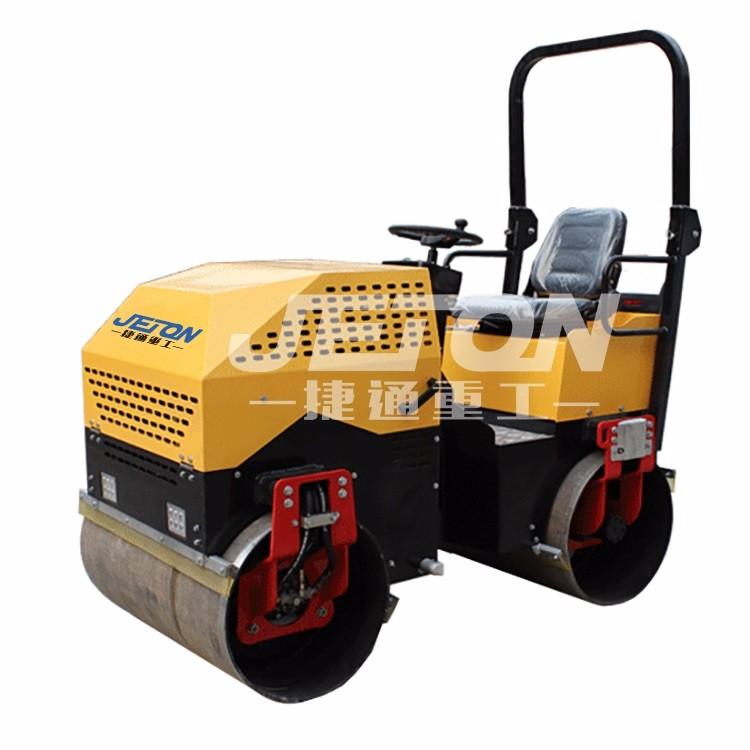 2吨工程修路小型压路机 座驾式双轮压路机厂家 2吨座驾式双轮压路机