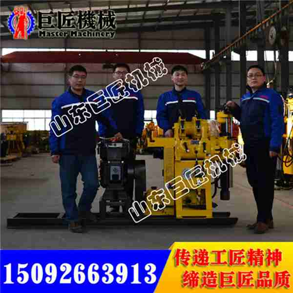 百米液压水井钻机厂家打井机钻井机打井设备价格低