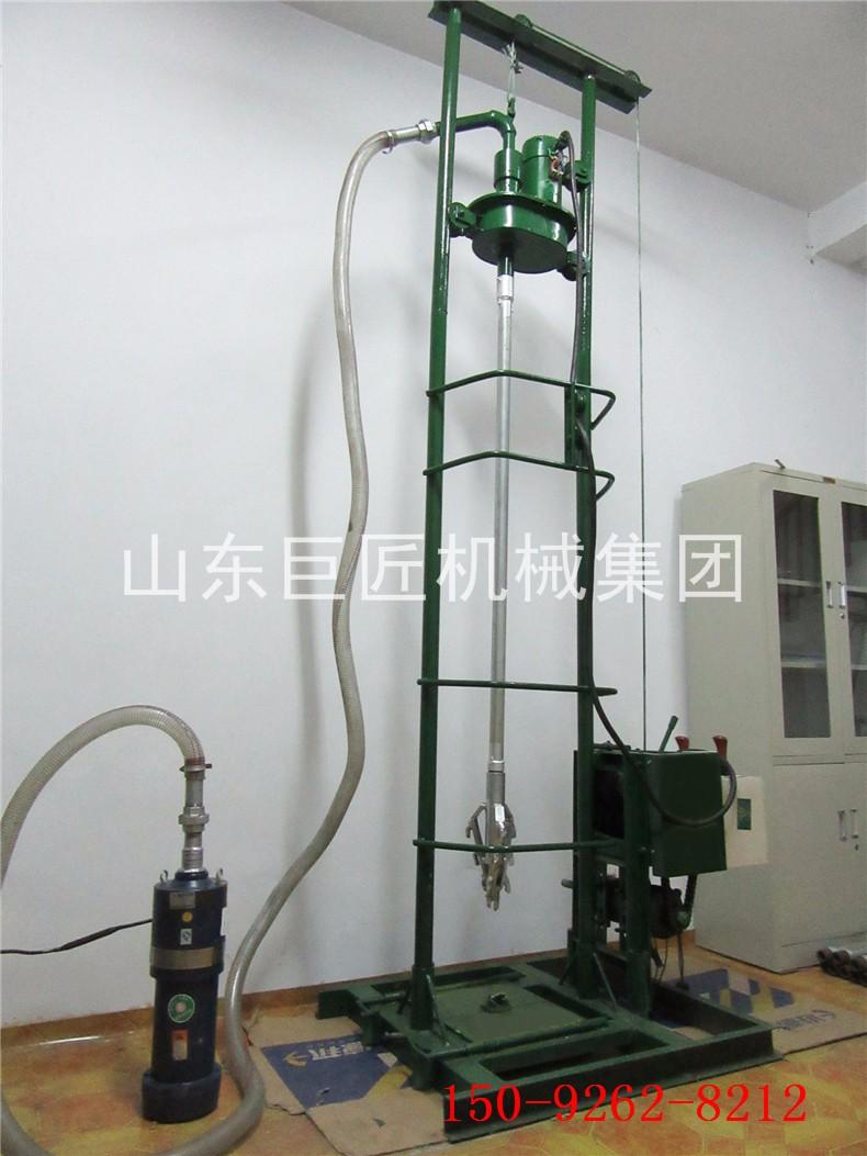 巨匠SJD-2C型小型全自动 农村打井设备 轻便打井机