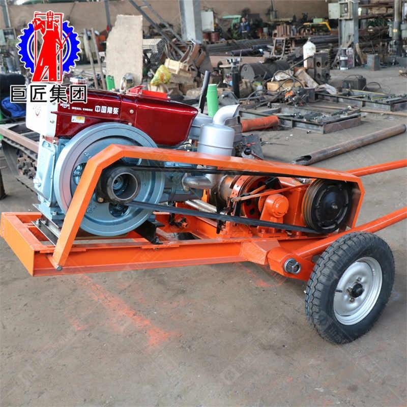 地质勘探取土钻机SH30-2A环境检测钻机