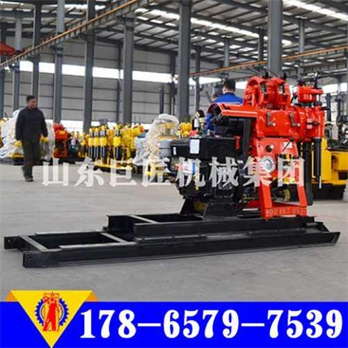 工厂供应打井专用HZ-130YY型轻便液压水井钻机