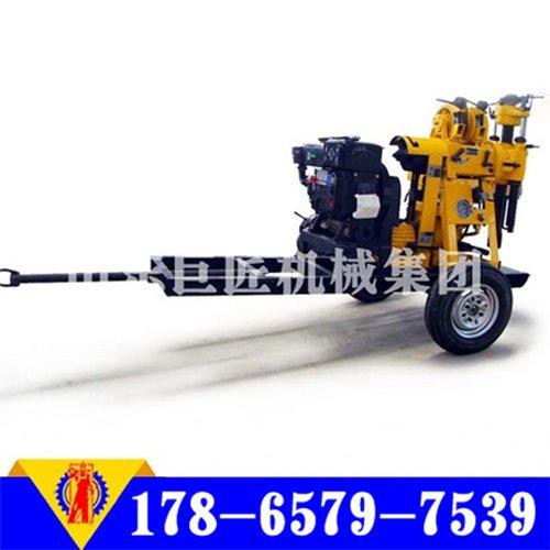 工厂促销XYX-130型百米轮式水井钻机行走方便