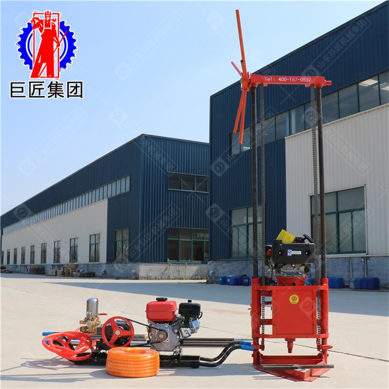 华夏巨匠 QZ-2C型汽油机轻便取样钻机