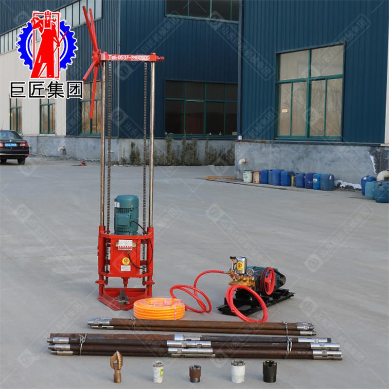 华夏巨匠 QZ-2D型三相电轻便取样钻机